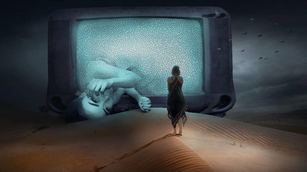 Televisión fantasía