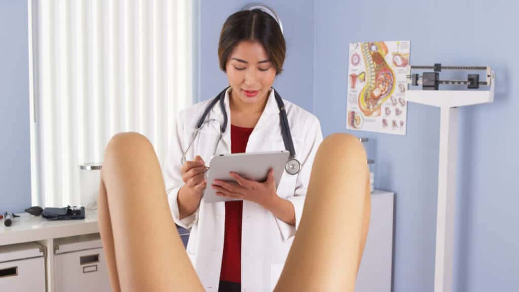 Doctora ginecóloga