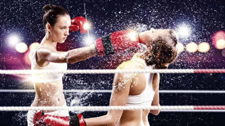 Mujeres enemigas y rivales