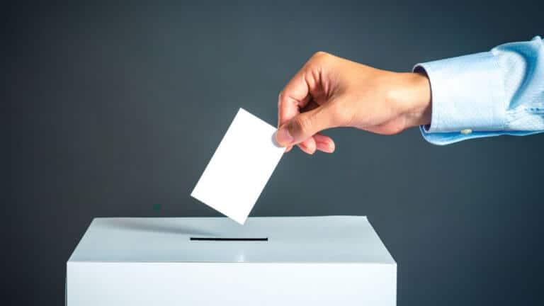 ¿Por quién hay que votar?